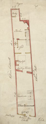 [Plan of property on Budge Row] 120 G